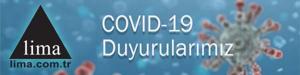 COVID-19 Duyuruları